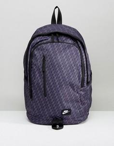 Фиолетовый рюкзак Nike All Access Soleday BA5231-539 - Фиолетовый