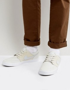 Бежевые кроссовки Nike SB Portmore II SS 880266-041 - Бежевый