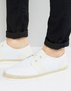 Белые сетчатые туфли KG By Kurt Geiger - Белый