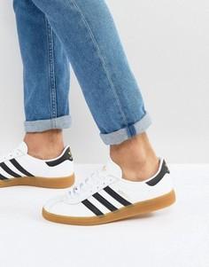 Белые кроссовки adidas Originals Munchen BB2778 - Белый