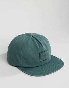 Бейсболка с логотипом HUF - Зеленый