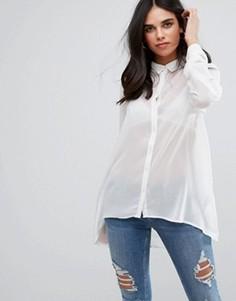 Рубашка Soaked In Luxury - Белый