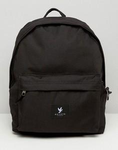 Черный рюкзак Devote - Черный
