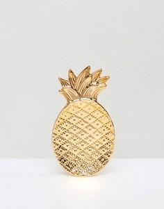 Подставка для украшений в виде ананаса New Look - Золотой