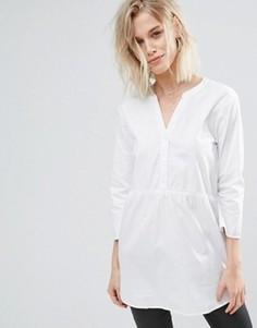 Блузка с рукавами 3/4 JDY Aya - Белый