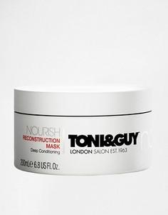Восстанавливающая маска Toni & Guy Reconstruction Mask - 200 мл - Бесцветный