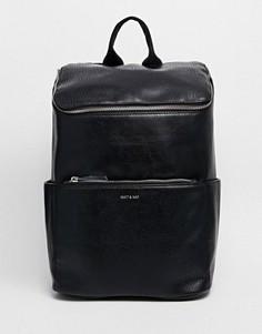 Рюкзак Matt & Nat Brave - Черный