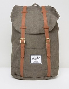 Рюкзак объемом 19,5 л Herschel Supply Co - Коричневый