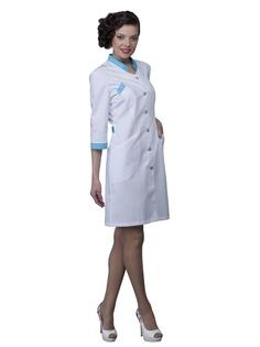 Халаты медицинские MediS
