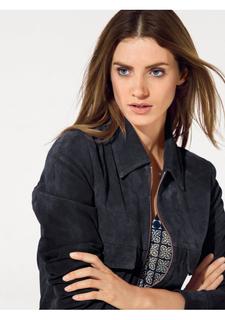 Кожаная куртка B.C. BEST CONNECTIONS