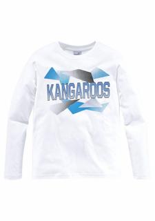 Футболка с длинными рукавами Kangaroos