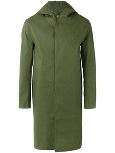 пальто с капюшоном Mackintosh