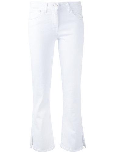 слегка расклешенные джинсы 3X1