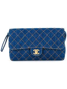 маленький стеганый рюкзак Chanel Vintage