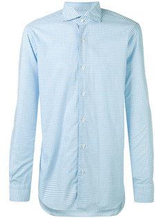 gingham shirt  Barba