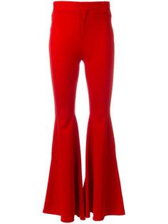 расклешенные брюки Givenchy