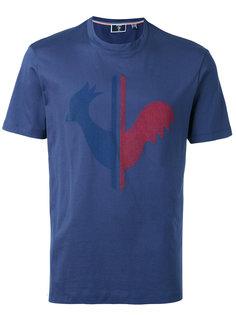logo print T-shirt Rossignol