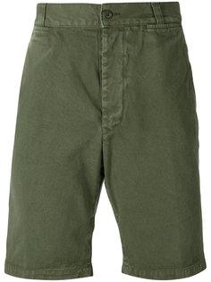 повседневные шорты-бермуды Aspesi