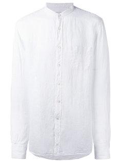 рубашка с воротником-мандарин Glanshirt