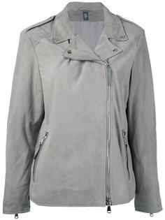 байкерская куртка свободного кроя  Eleventy
