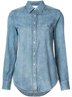 классическая джинсовая рубашка Rag & Bone