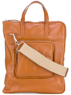 сумка-тоут с передним карманом Maison Margiela