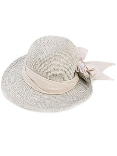 шляпа с завязками на бант Ca4la