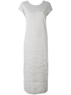 длинное платье-футболка Fabiana Filippi