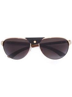 accent bridge sunglasses Cartier