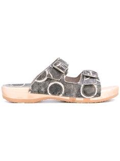 сандалии с ремешками Cotélac