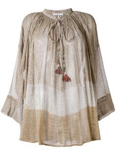 блузка Wanda  с мелким узором Mes Demoiselles