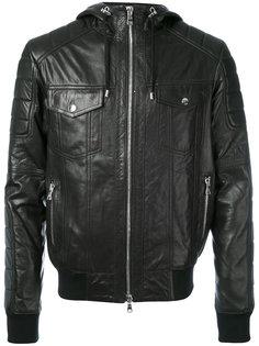 куртка с капюшоном Balmain