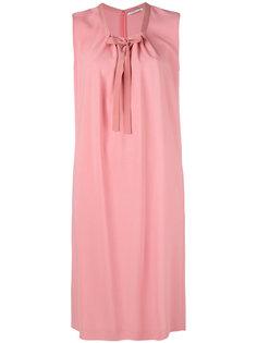 платье без рукавов Agnona
