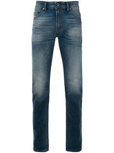 джинсы прямого кроя Diesel