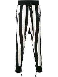 полосатые брюки Unconditional