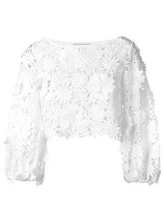 блузка с вышивкой Milly