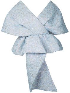 блузка-шаль Delpozo
