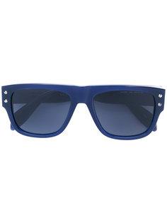 солнцезащитные очки с мини-заклепками Alexander McQueen