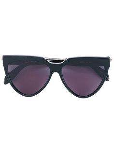 солнцезащитные очки с заклепками Alexander McQueen