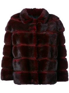 stripe detail jacket Simonetta Ravizza