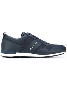 кроссовки со шнуровкой Tommy Hilfiger