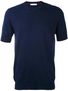 футболка кроя слим Paolo Pecora