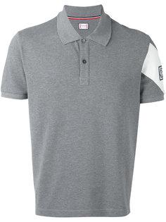 logo patch polo shirt Moncler Gamme Bleu