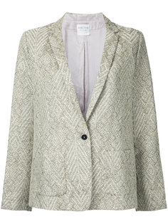 woven jacket Forte Forte