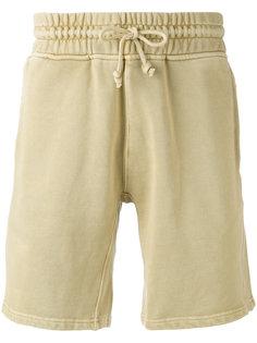 спортивные шорты с эластичным поясом Yeezy
