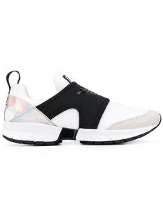 translucent panel sneakers Ea7 Emporio Armani
