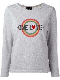 футболка с принтом One Love A.P.C.