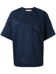 рубашка мешковатого кроя Marni