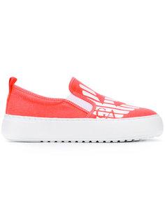 New Master sneakers Ea7 Emporio Armani