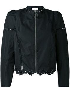 куртка с кружевным подолом 3.1 Phillip Lim